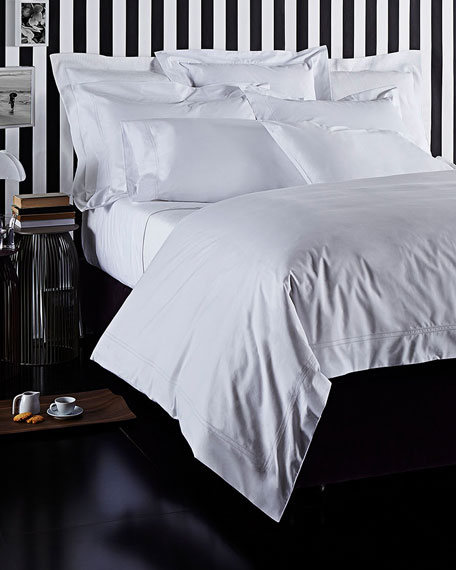 Frette at Home Tiber Queen Duvet