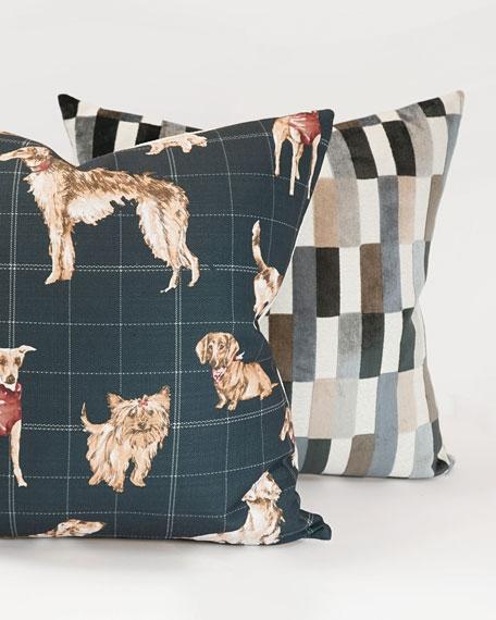 D.V. Kap Home Mod Pop Granite Decorative Pillow