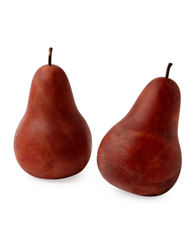 Poire Leaning