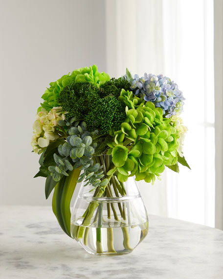 John-Richard Collection Bold & Beautiful Floral Arrangement