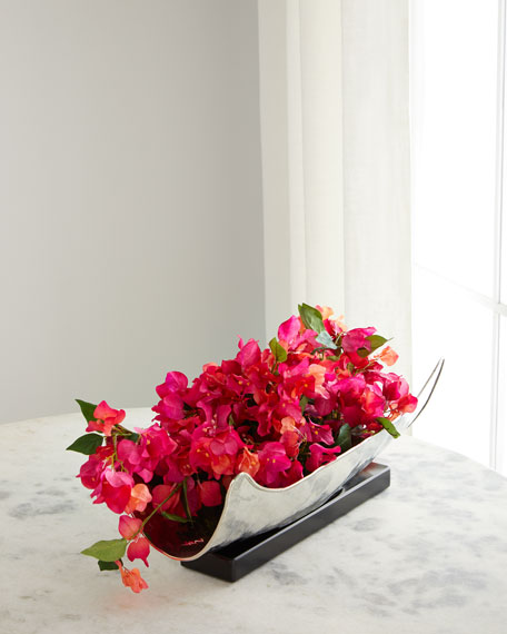 John-Richard Collection Bougainvillea Floral Arrangement