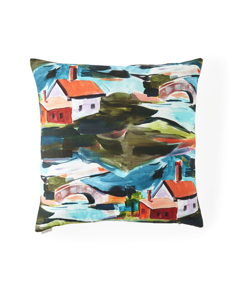 D.V. Kap Home Essex Throw Pillow