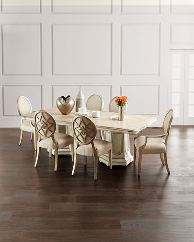 Grand Fete Rectangular Dining Table
