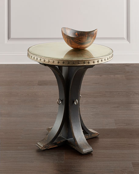 Hooker Furniture French 75 Champagne Table
