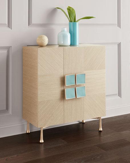 Hooker Furniture Elena Storage Cabinet