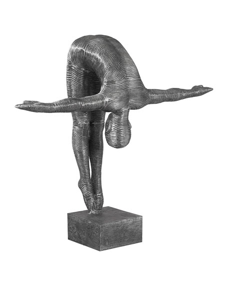 Diving Sculpture