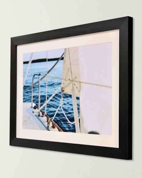 """Sag Harbor Sail I"" Giclee Art"