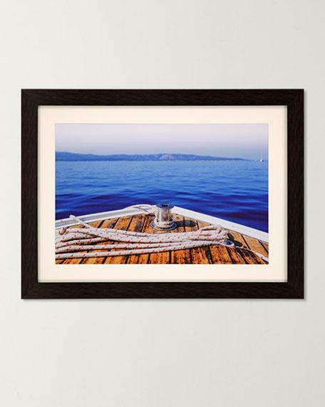 """""""Sag Harbor Sail III"""" Giclee Art"""