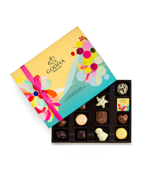 Godiva Chocolatier 16-Piece Spring Chocolate Gift Box