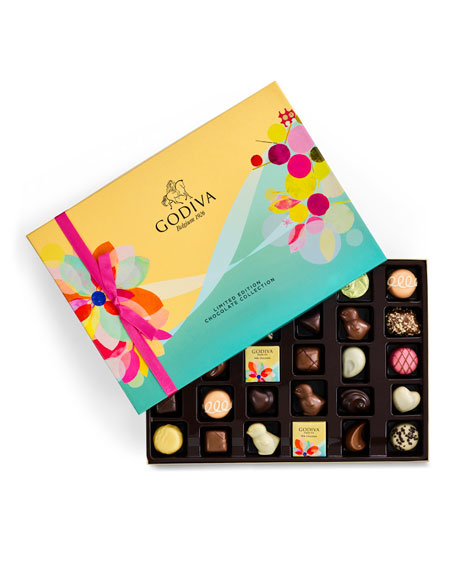 Godiva Chocolatier 32-Piece Spring Chocolate Gift Box