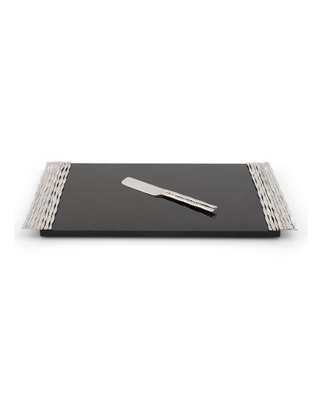 Mirage Cheese Board with Knife