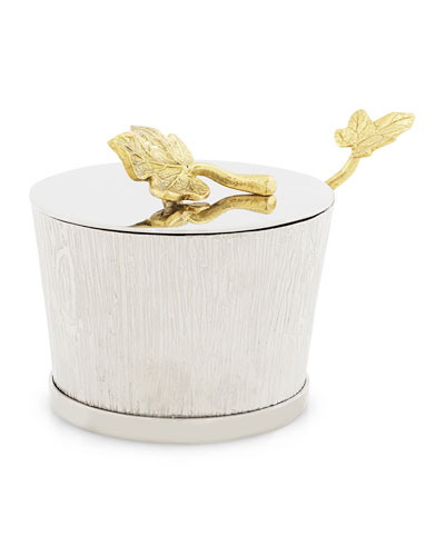Ivy & Oak Pot with Spoon