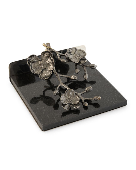 Michael Aram Black Orchid Dinner Napkin Holder