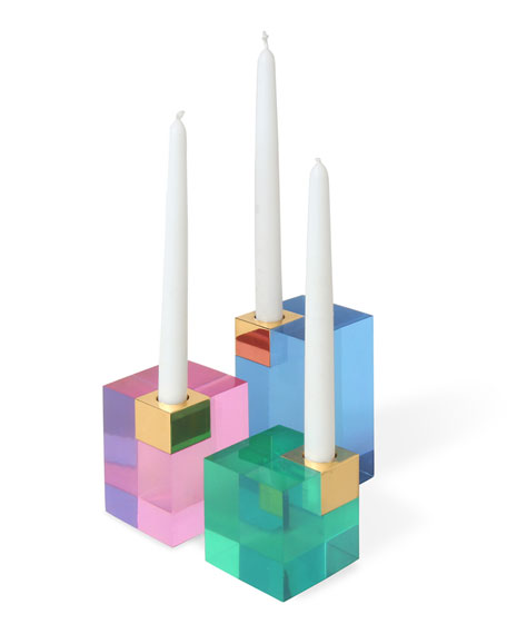 Monte Carlo Small Candle Holder
