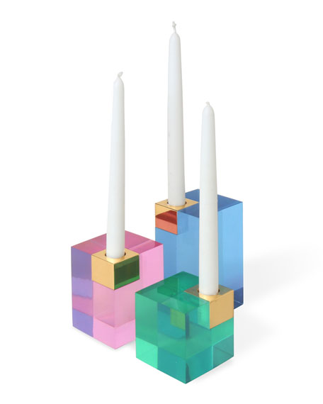 Monte Carlo Large Candle Holder