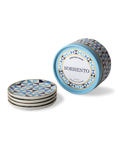 Sorrento Coasters  Set of 4
