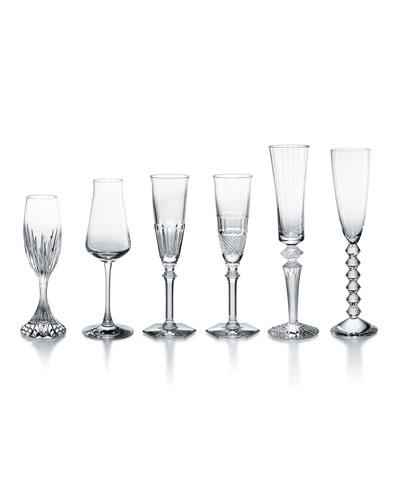 Bubble Champagne Flute Box Set