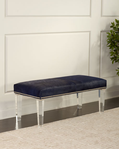 Calumet Hairhide Bench