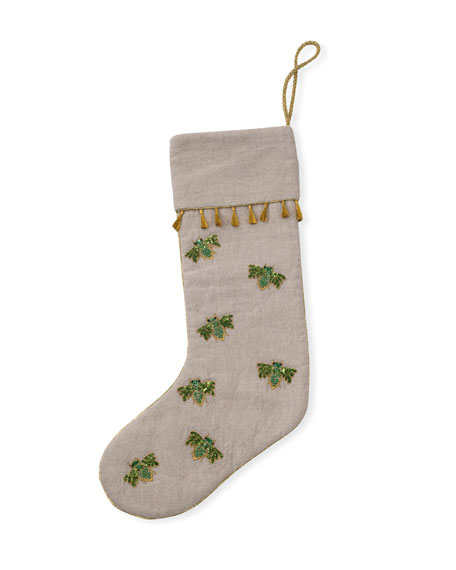 Green Bee Stocking