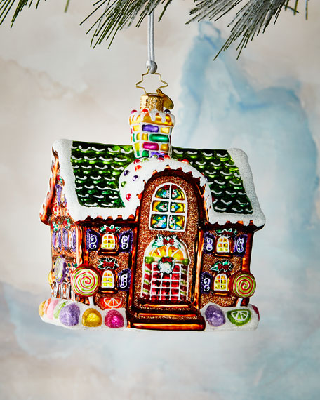 Christopher Radko Home For The Holidays Ornament