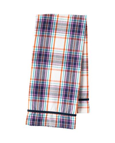 Alpine Plaid Tea Towel