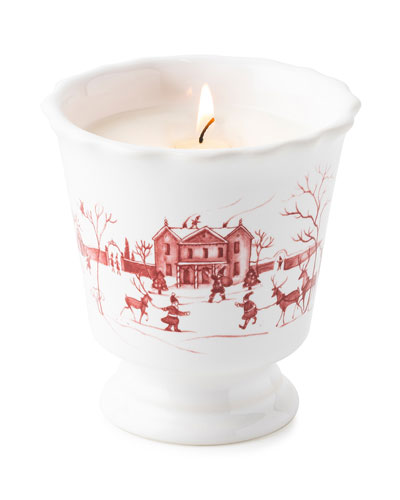 Country Estate Winter Frolic Scented Candle