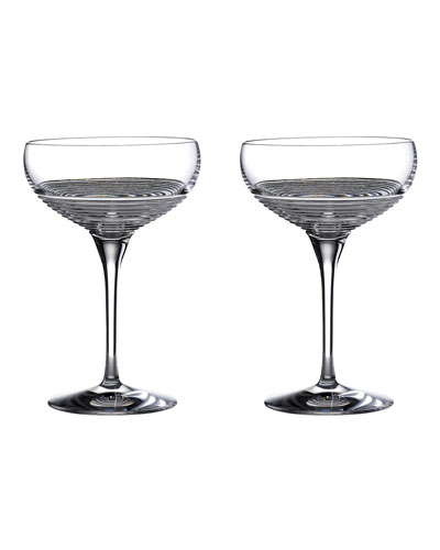 Circon Large Coupes  Set of 2