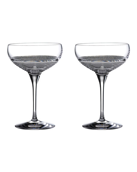 Circon Large Coupes, Set of 2
