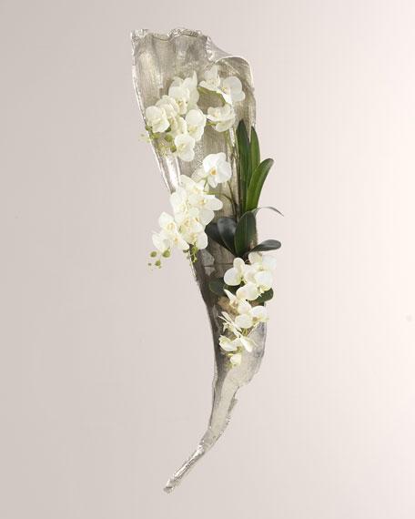 John-Richard Collection Falling Orchids Wall Decor