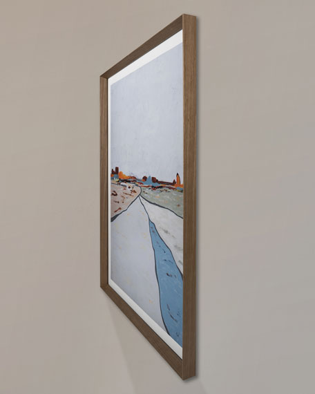 """Open Meadow 1"" Digital Art Print by Kyle Goderwis"