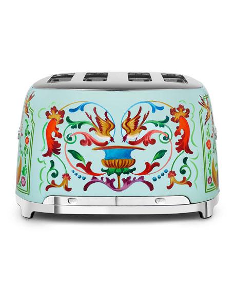 Dolce Gabbana x SMEG 4-Slot Toaster