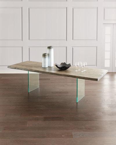 Aspen Grand Dining Table  108