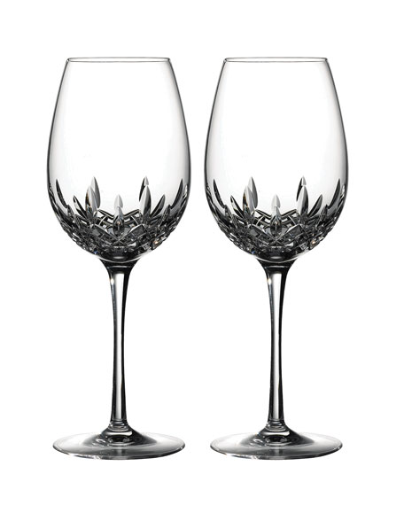 Lismore Essence Goblets, Set of 2