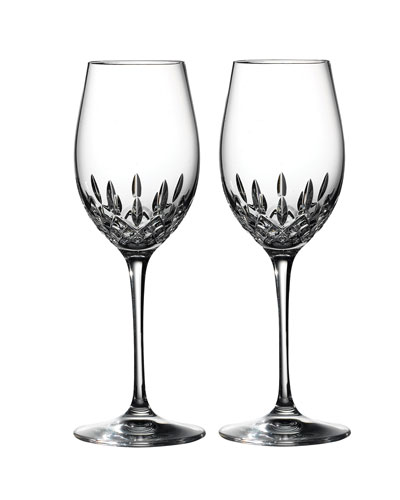 Lismore Essence Wine Glasses  Set of 2