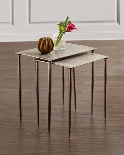 Aria Nesting Tables  Set of 2