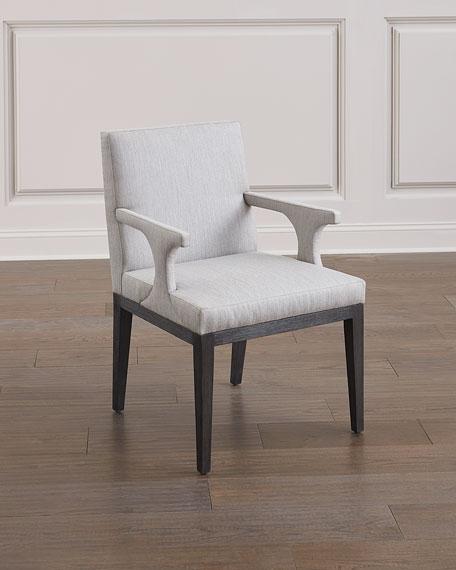 Bernhardt Staley Dining Arm Chair