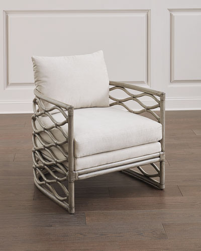 McKinley Rattan Wrapped Chair