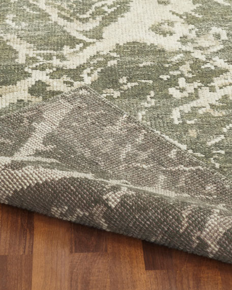 Gales Hand-Knotted Rug, 4' x 6'