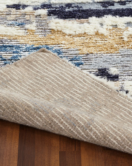 Maypole Hand-Knotted Rug, 8' x 10'