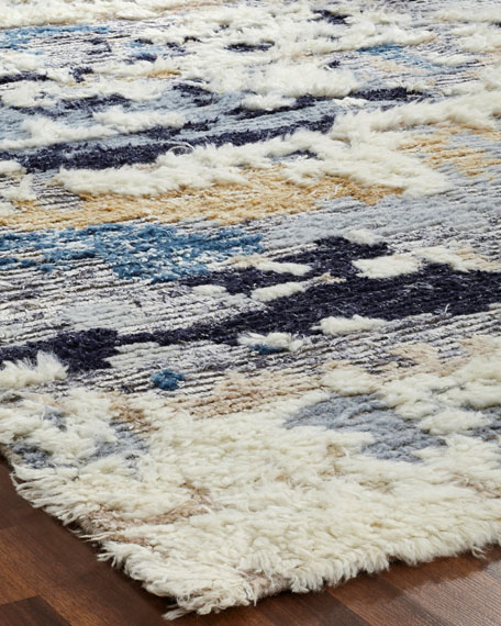 Maypole Hand-Knotted Rug, 9' x 12'