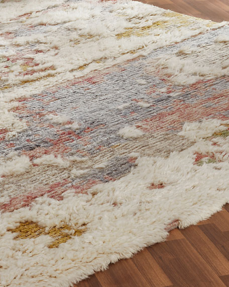 Moonrider Hand-Knotted Rug, 9' x 12'