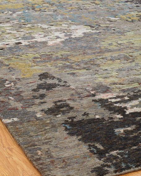 Aver Tibetan Weave Runner, 2.6' x 10'