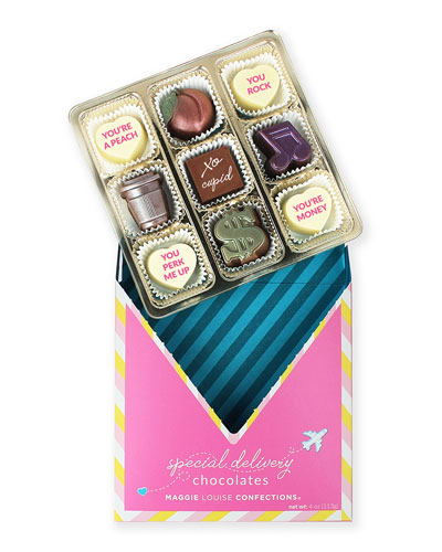 Special Delivery Chocolate Gift Box