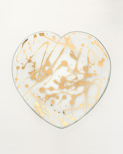 Jaxson Heart Plate