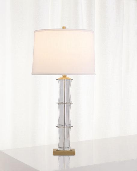 Rivoli Crystal Lamp