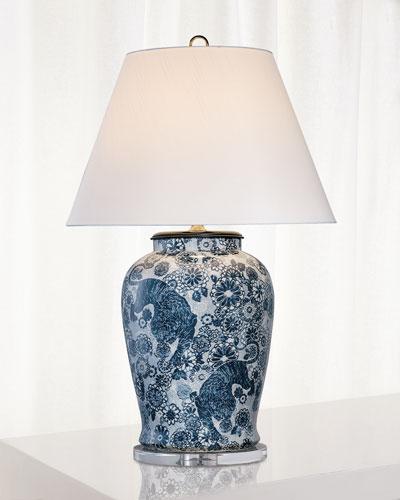 Siberian Tiger Lamp