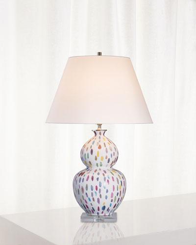 Jamboree Magenta Lamp