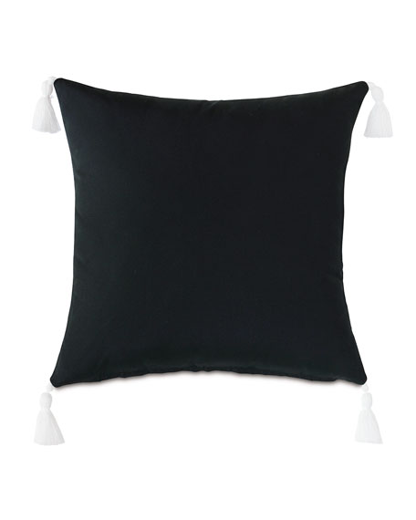 Awning Monochrome Pillow