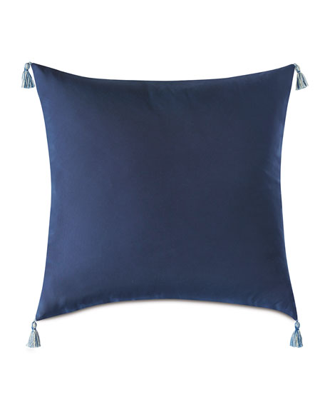Eastern Accents Wicking Indigo Floor Pillow