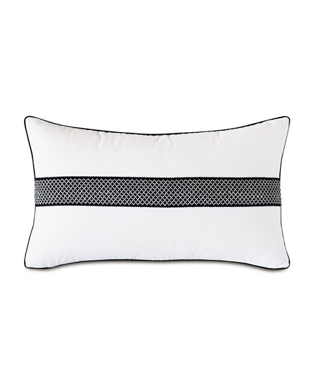Colonial Tape Lumbar Pillow